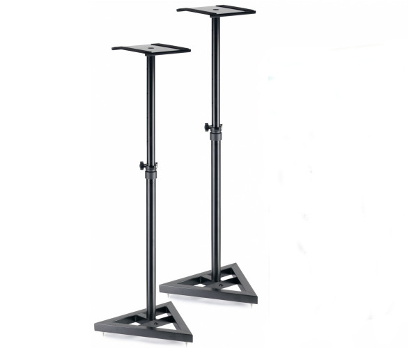 Stagg SMOS-10 SET Floorstanding Monitor Stands (Pair)