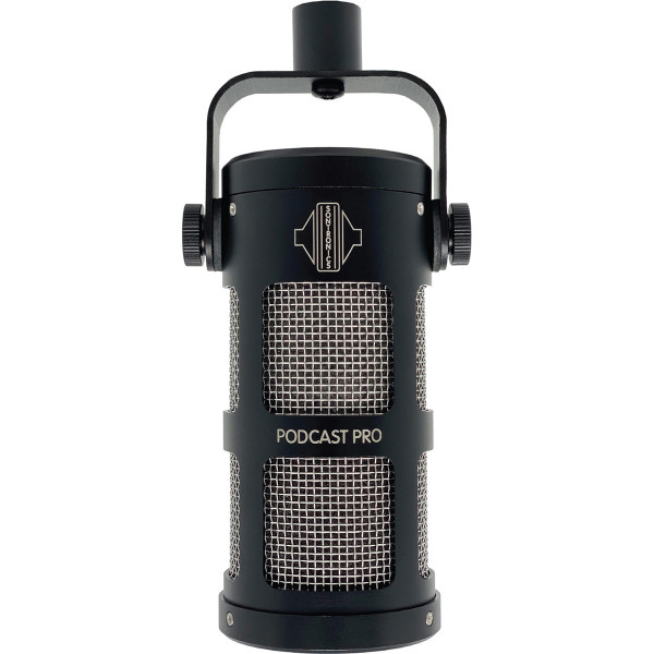Sontronics Podcast Pro Microphone Black