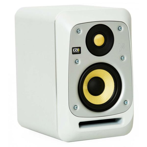 KRK V4S4 White Noise Active Monitor - Single