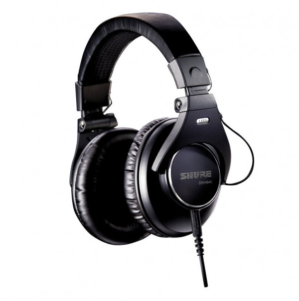 SHURE SRH840 Monitoring Headphones