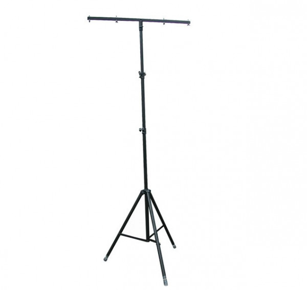 Equinox 3 Section Lighting Stand in Black ( STAN24 )