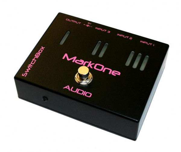 MARKONE AUDIO SWITCHER-BOX--ABC