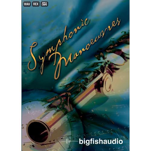 BIG FISH AUDIO Symphonic Manoeuvres Sample DVD