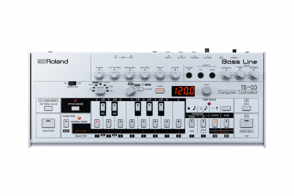 ROLAND Boutique TB-03 Bass Line Synth