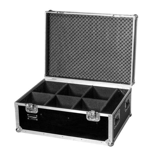 American DJ Touring Case 6x LED PAR Universal
