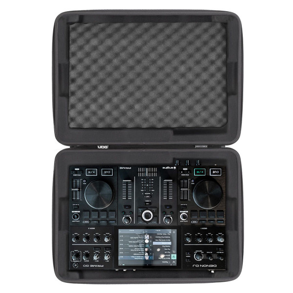 UDG Creator Denon DJ Prime Go / Akai MPC Live II Hardcase Black (U8312BL)