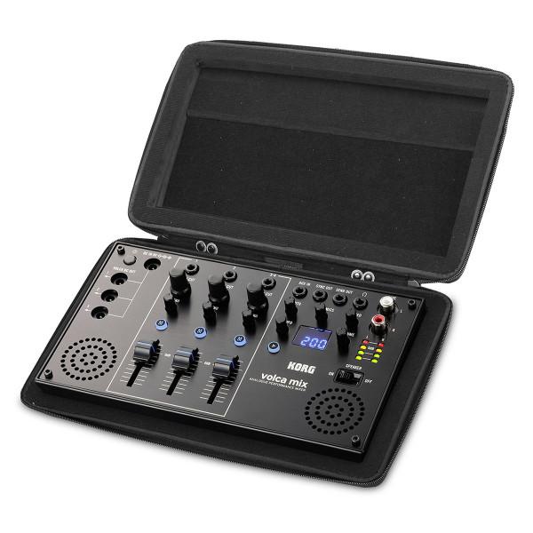 UDG Creator Korg Volca Hardcase Black U8435BL