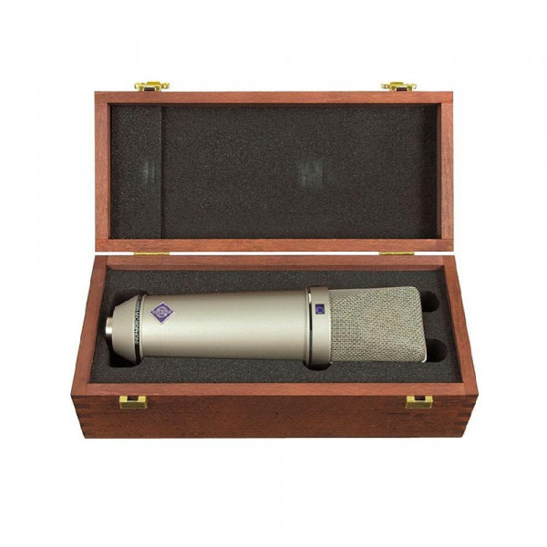 neumann u87ai u87 ai condensor microphone. Black Bedroom Furniture Sets. Home Design Ideas