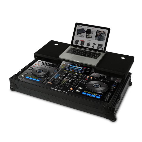 UDG Ultimate XDJ-RX Flight Case w/ Laptop Tray & Wheels (U91015BL)