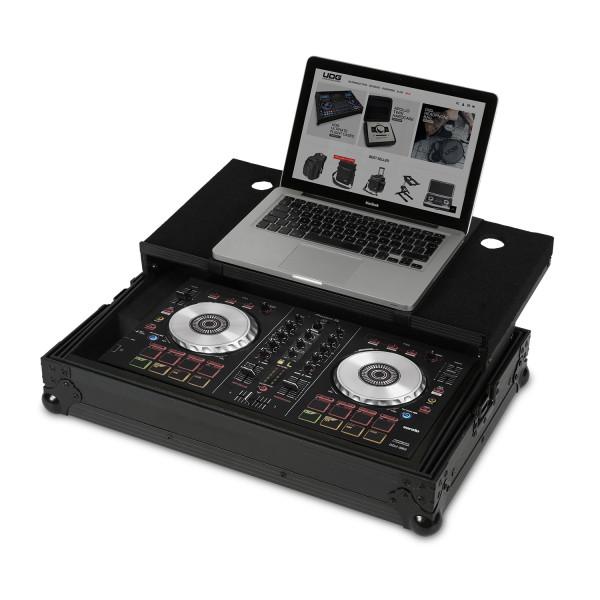 UDG Ultimate Flight Case Pioneer DDJ-SB2/SB (Laptop Shelf)