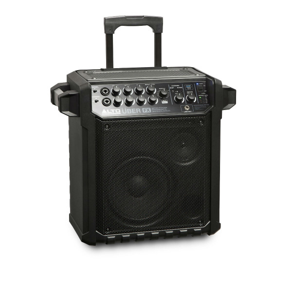Alto UBER FX Portable PA System with Rechargeable Battery