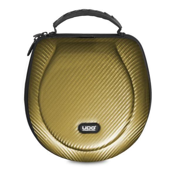UDG Creator Headphone Case Large Gold PU (U8202GD)