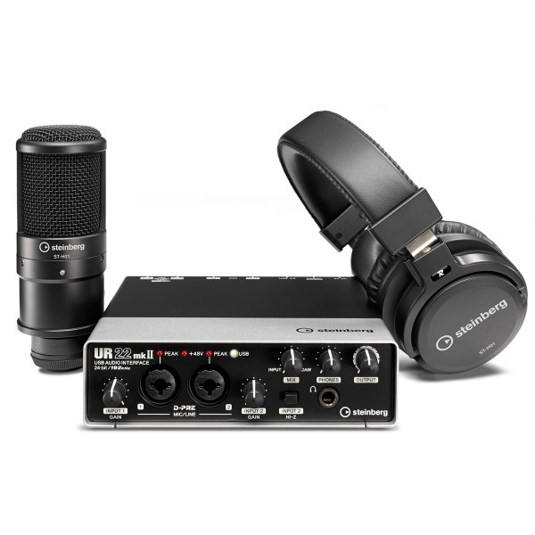 Steinberg UR22mkII Recording Pack Elements Edition