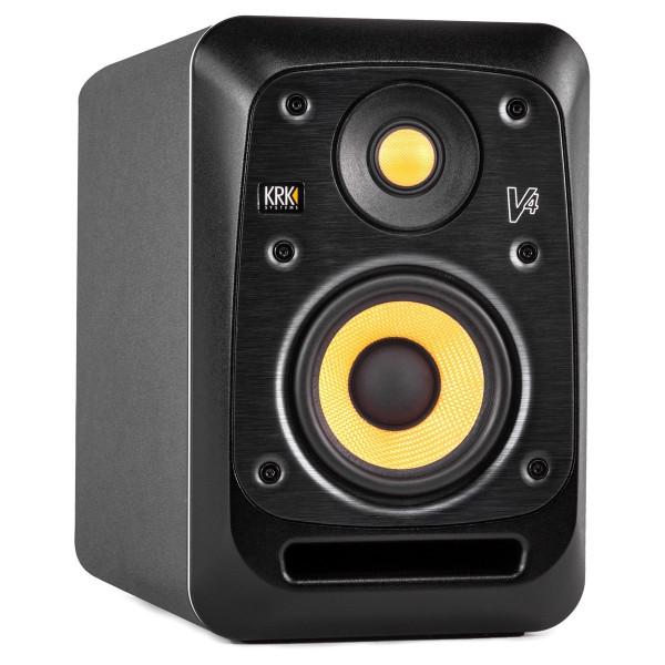 KRK V4S4 Active Studio Monitor - Single
