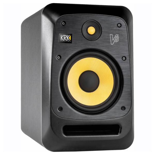 KRK V8S4 Active Monitor - Single