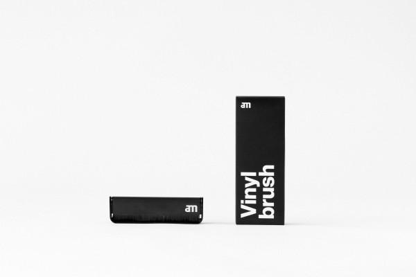 AM Clean Sound Anti-Static Vinyl Brush