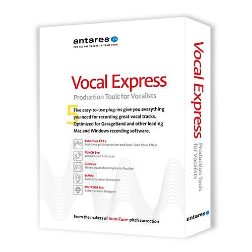 Antares Vocal Express
