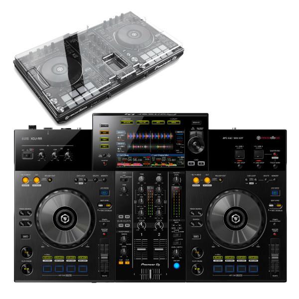 Pioneer XDJ-RR + Decksaver Bundle
