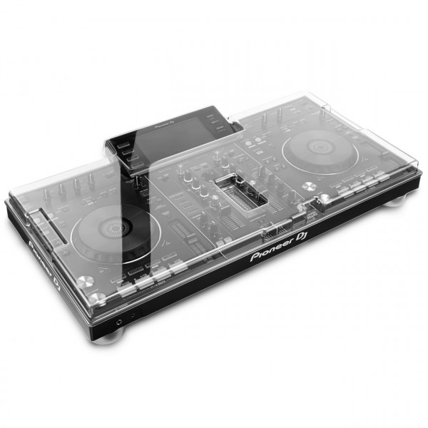 Decksaver Cover for Pioneer XDJ-RX Controller