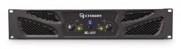 CROWN XLI800 300W @ 4Ω Power Amplifier