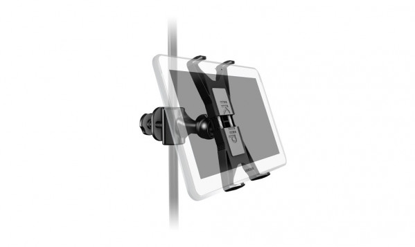 IK Multimedia iKlip Xpand Universal Mic Stand Mount for iPad & Other Tablets