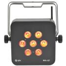 QTX WSL-Q7 7 Quad 8w LED Wireless Wash Light ( 154.012UK )