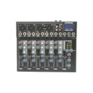 Citronic CM6 Live compact mixer with delay + USB/SD player ( 170.801UK )