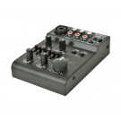 Citronic Q-MIX3 2 Channel Battery Powered Compact Mixer (172.801UK)
