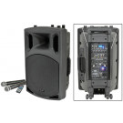 QTX QXPA Portable PA with USB/SD/FM & BLUETOOTH® ( 178.853UK )