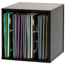 "GLORIOUS DJ 12"" Record Storage Box - 110 (217966) - BLACK"