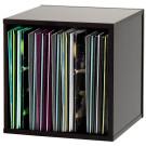 "GLORIOUS DJ 12"" Record Storage Box - 110 (217966) - BLACK"