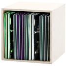 """GLORIOUS DJ 12"""" Record Storage Box - 110 (219101) - WHITE"""