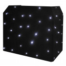 EQUINOX EQLED12B CW LED Star Cloth for DJ Booth