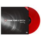 NATIVE INSTRUMENTS Traktor Scratch Vinyl - Red
