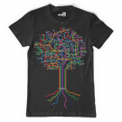 DMC Technics Roots T-Shirt A12101B Small