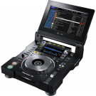 Pioneer CDJ-TOUR1 multi-player with fold-out touch screen