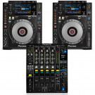 Pioneer CDJ900 Nexus and DJM900 NXS2 bundle