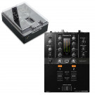 Pioneer DJM250-MK2 + Decksaver Bundle