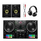 Hercules DJControl Inpulse 500 + Monitor 32 + DJ45 Headphones