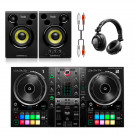 Hercules DJControl Inpulse 500 + Monitor 42 + DJ45 Headphones