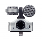 ZOOM IQ7 Mid-Side Stereo Mic w/ Lightning for iOS Devices