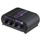 ART Headamp4 - 4 Channel Stereo Headphone Amplifier
