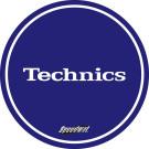 DMC Technics Speed Slipmats MBSPEED Pair Blue