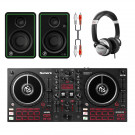 Numark Mixtrack Pro FX DJ Bundle With CR3-X + Headphones