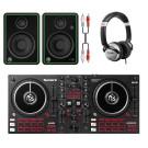 Numark Mixtrack Pro FX DJ Bundle With CR4-X + Headphones