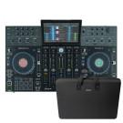 Denon DJ PRIME 4 & CTRL Case Bundle