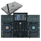 Denon DJ Prime 4 + Decksaver Bundle