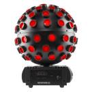 Chauvet DJ Rotosphere Q3 Mirror Ball Simulator With High-Power Quad-Color LED