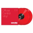 SERATO Performance Series Vinyl Pair - Red