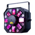 American DJ Stinger II 3-FX-in-1 Moonflower / Strobe / Laser Effect